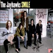 Click here for more info about 'The Jayhawks - Smile - Autographed Publicity Photograph'