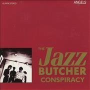 Click here for more info about 'The Jazz Butcher - Angels'