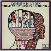 Click here for more info about 'The Jazz Composer's Orchestra - Communication'