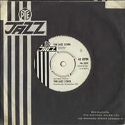 "The Jazz Stars The Jazz Scene UK 7"" vinyl"