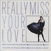 Click here for more info about 'The Jazzmasters - Really Miss Your Love'