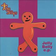 Click here for more info about 'The Jellys - Jelly Belly EP'