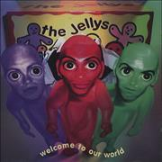 Click here for more info about 'The Jellys - Welcome To Our World'