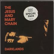 Click here for more info about 'The Jesus & Mary Chain - Darklands Special Pack'