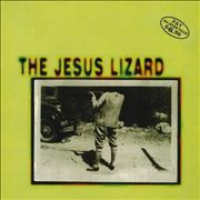 Click here for more info about 'The Jesus Lizard - Cold Water'