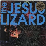 Click here for more info about 'The Jesus Lizard - (Fly) On (The Wall)'