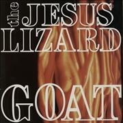 Click here for more info about 'The Jesus Lizard - Goat'