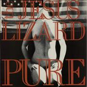 Click here for more info about 'The Jesus Lizard - Pure'