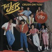 Click here for more info about 'The Jets - Crush On You - shrink'