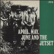 Click here for more info about 'April, May, June And The Jetset'