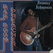 Click here for more info about 'The Jimmy Johnson Band - Bar Room Preacher'