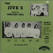 Click here for more info about 'The Jive Five - Featuring Their Greatest Hits'