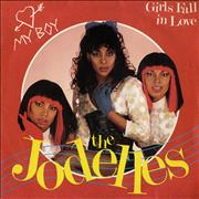 Click here for more info about 'The Jodelles - Girls Fall In Love'