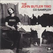 Click here for more info about 'The John Butler Trio - CD Sampler'