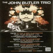 Click here for more info about 'The John Butler Trio - Japan Tour 2008'