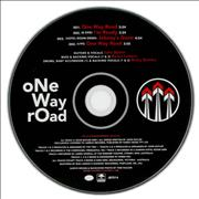 Click here for more info about 'The John Butler Trio - One Way Road'