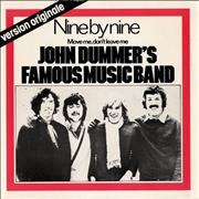 Click here for more info about 'The John Dummer Blues Band - Nine By Nine'