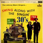 Click here for more info about 'The Johnny Mann Singers - Swing Along With The Singin' 30's'