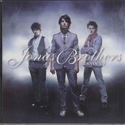 Click here for more info about 'The Jonas Brothers - Burnin' Up'