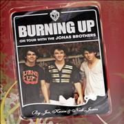 Click here for more info about 'The Jonas Brothers - Burning Up'