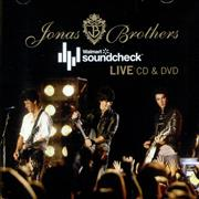 Click here for more info about 'The Jonas Brothers - Jonas Brothers Live - Walmart Soundcheck'