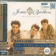 Click here for more info about 'The Jonas Brothers - Lines, Vines And Trying Times + Obi - Sealed'