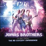 Click here for more info about 'The Jonas Brothers - Music From The 3D Concert Experience'