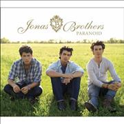 Click here for more info about 'The Jonas Brothers - Paranoid'