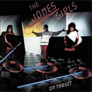 Click here for more info about 'The Jones Girls - On Target'