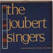 "The Joubert Singers Stand On The World UK 12"" vinyl"