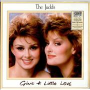 Click here for more info about 'The Judds - Give A Little Love'