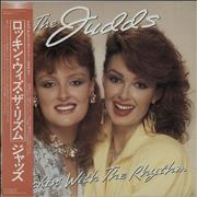 Click here for more info about 'The Judds - Rockin' With The Rhythm + Obi'