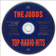 Click here for more info about 'The Judds - Top Radio Hits'