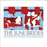 Click here for more info about 'The June Brides - In The Rain'