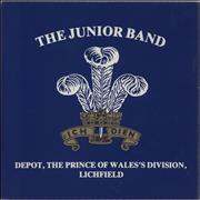 Click here for more info about 'The Junior Band - Depot, The Prince Of Wales Division, Lichfield'