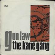 Click here for more info about 'The Kane Gang - Gun Law'