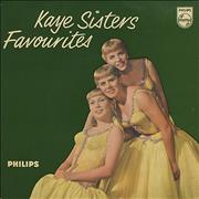 Click here for more info about 'The Kaye Sisters - Favourites EP'