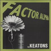 Click here for more info about 'The Keatons - Factory Alpha'
