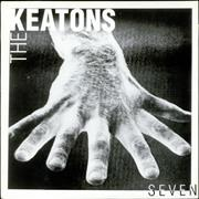 Click here for more info about 'The Keatons - Seven EP'