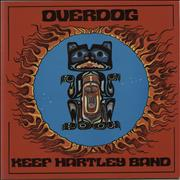 Click here for more info about 'The Keef Hartley Band - Overdog - EX'