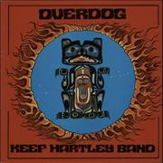Click here for more info about 'The Keef Hartley Band - Overdog'