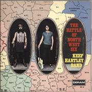 Click here for more info about 'The Keef Hartley Band - The Battle Of North West Six - 1st - EX'