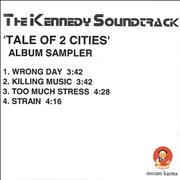 Click here for more info about 'The Kennedy Soundtrack - Tale Of 2 Cities - Album Sampler'