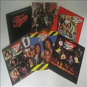 Click here for more info about 'The Kids From Fame - Set Of Six LPs'