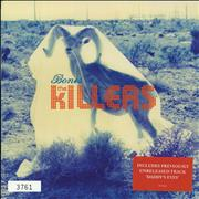 Click here for more info about 'The Killers - Bones - Red Vinyl'