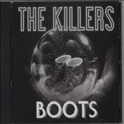 Click here for more info about 'The Killers - Boots'
