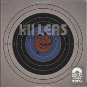 The Killers Direct Hits - Clear Vinyl - Sealed UK 2-LP vinyl set