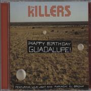 Click here for more info about 'The Killers - Happy Birthday Guadalupe'