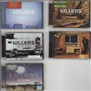 Click here for more info about 'The Killers - Hot Fuss/ Sam's Town/ Day & Age/ Sawdust/ Flamingo'