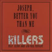 Click here for more info about 'Joseph, Better You Than Me'